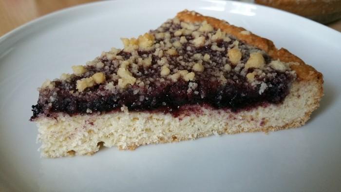 Песочный пирог с маргарином с вареньем рецепты с