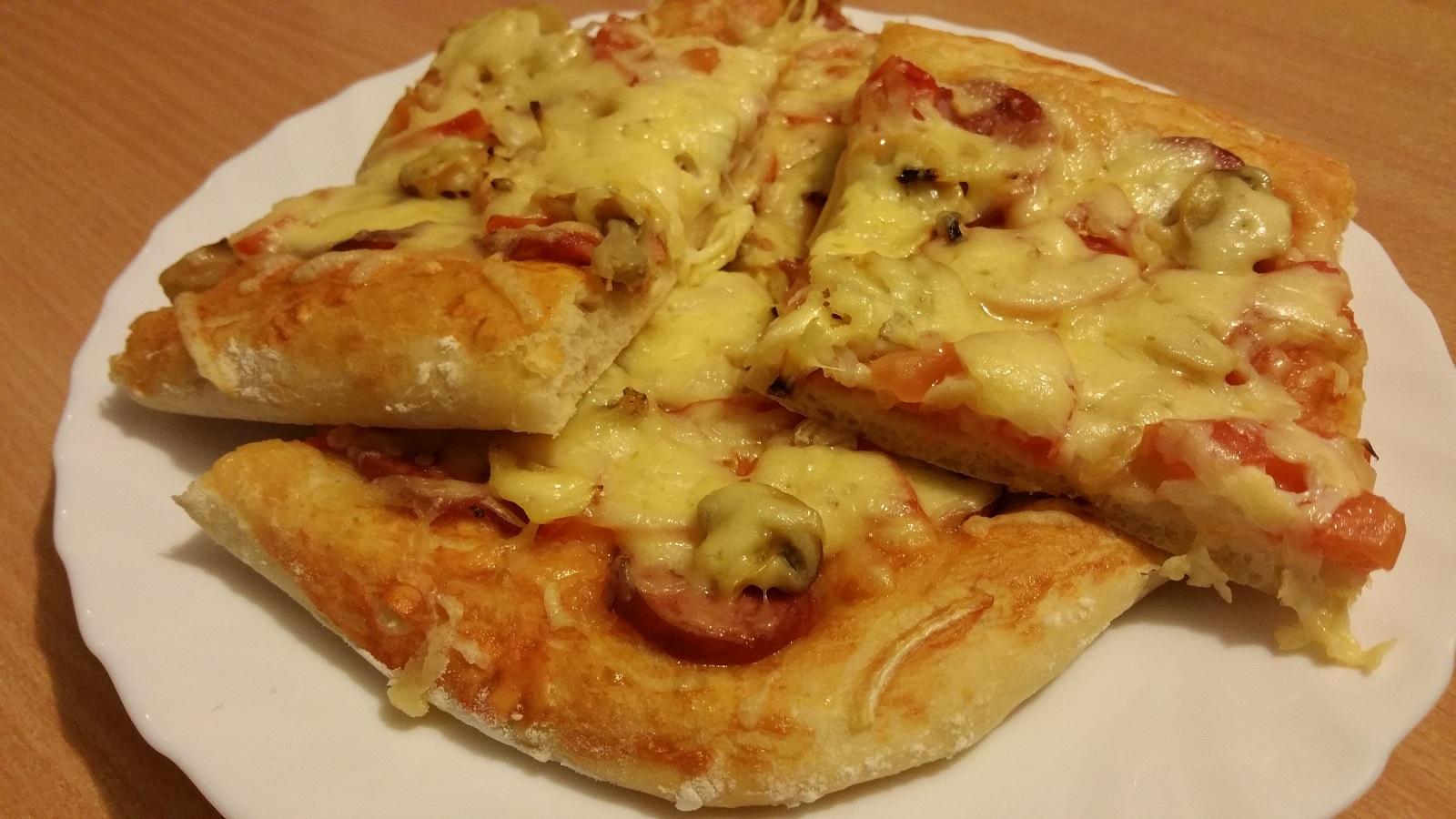 Вкусные пиццыы из курицы