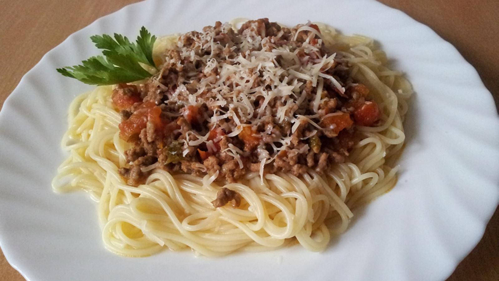 Соус к спагетти болоньезе рецепт пошагово